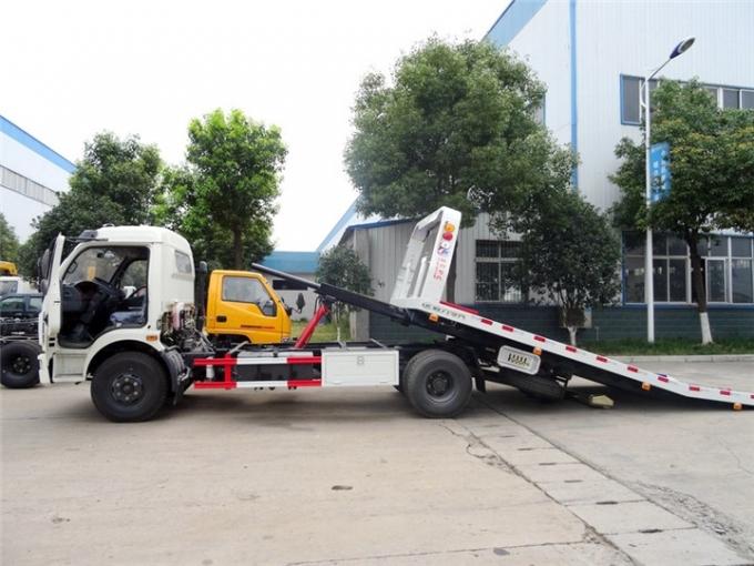 5 ton DFAC wrecker towing truck