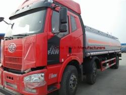 Faw oil tank truck 20000 liter