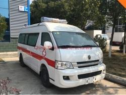 4x2 best price Jinbei transport ambulance