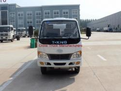 T-king 2 ton fuel truck
