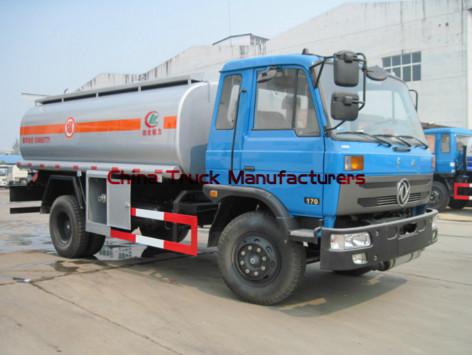 DFAC 10cbm fuel dispensing trucks
