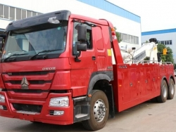 SINOTRUK 20 ton heavy tow truck
