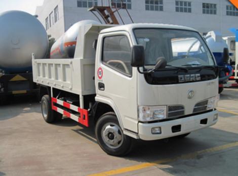 lorry 2axles mini tipper Truck