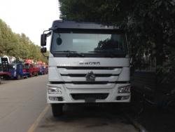 howo  6*4 14 cubic meters concrete mixer truck