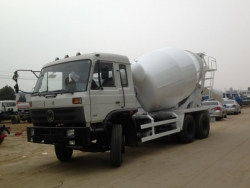 Dongfeng 8 cubic meters concrete mixer truck
