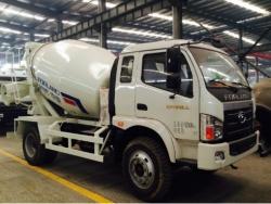 6 CBM FORLAND 4*2 Concrete Mixer Truck