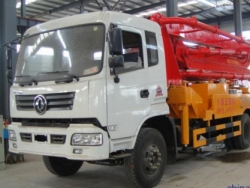 30M Boom Concrete Pump Truck for Construction