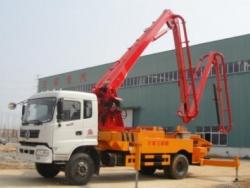 Dongfeng 4x2 Concrete Pump Truck