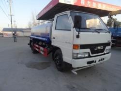 JMC 5cbm water tanker truck