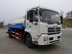 DongFeng 12cbm water sprinkler truck