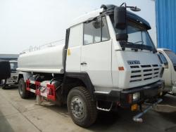Sinotruk 12 ton water tank truck