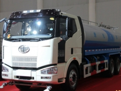 Faw 6x4 20000L Water Washing Tank Truck