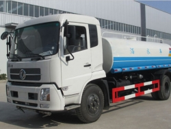 China famous brand DFAC 10CBM water tanker