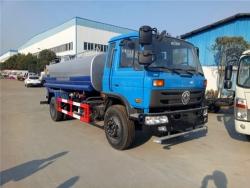 10000liter spray water trucks