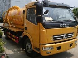 DFAC 6cbm Vacuum Sewage Truck