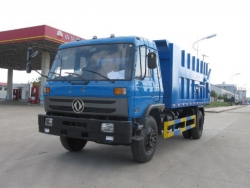 DongFeng153 garbage container lift truck