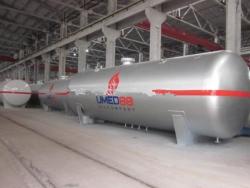 50000L lpg tank