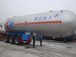 45000 litres semi trailer lpg tanker