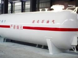 5000 liters lpg gas storage tank