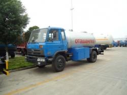 Dongfeng 15000 liters lpg tanker truck