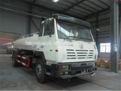 Shacman 12m3 water sprinkler truck