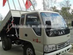 4x2 1ton JAC dumper truck