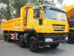 8x4 Hongyan Iveco Kingkan dumper truck