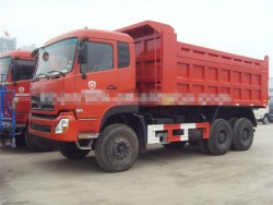 Dongfeng 6x4 tipping lorry