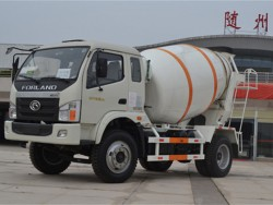 Foton small mixer truck