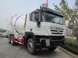 Iveco Hongyan 12m3 concrete mixer truck