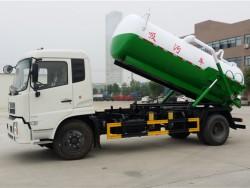dongfeng 10cbm Sewage Suction truck