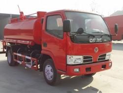 Mini Dongfeng 1200L water foam fire truck