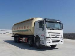 8x4 heavy duty Bulk materials transport truck