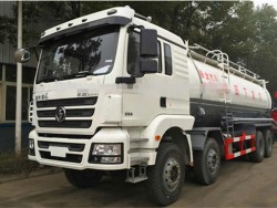 Heavy Duty 8x4 Shacman 22000L Dry Bulk Cement Truck