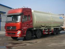 Dongfeng 8*4 Bulk Powder Truck Tanker Truck