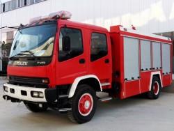 QINLIN FTR RESCUE FIRE TRUCK