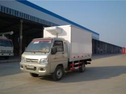 Mini 4x2 foton refigerated truck