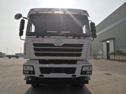 Shacman 6X4 Concrete Mixer Truck 12 M3 Concrete Pump Truck
