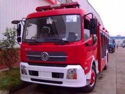 DongFeng foam fire truck