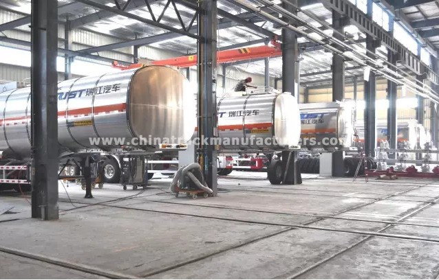 Wuhu CIMC RuiJiang Automobile Co., Ltd.