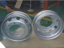 wheel rim tyre rim for truck trailer 8.5-24