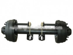 Heavy Duty Trailer Axle