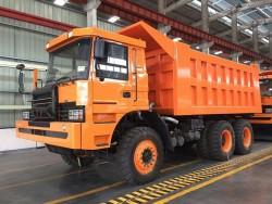 China 45Ton Coal Mining Dump Truck