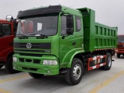 6-Wheel 15 Ton Tipper Lorry