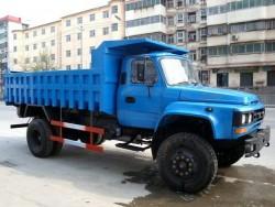 Dong Feng 4x2 12 Ton Dump Truck