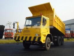 Dongfeng EQ3501QX1 6x4 Mining Dump Truck