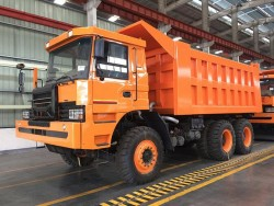 Dongfeng 6x4 50 Ton Mining Lorry Tipper Truck