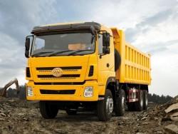 China 8x4 50 Ton Tipper Lorry Truck