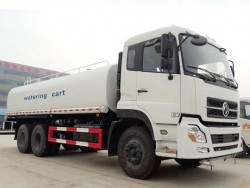 Dongfeng 6x4 20m3 Used Water Tank Truck