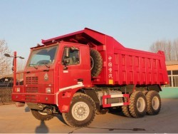 Sinotruck Howo 70T Mining Dump Truck